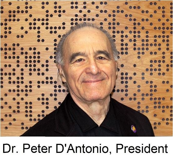 Read Dr. Peter D'Antonio's Bio
